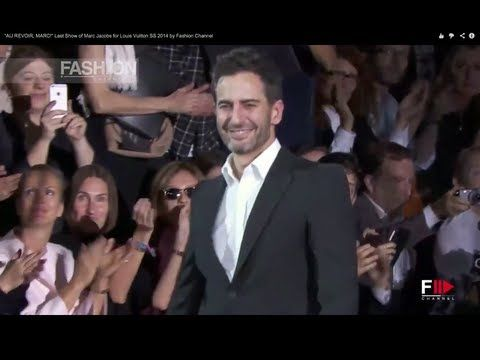 "▶ ""AU REVOIR, MARC !"" Last Show of Marc Jacobs for Louis Vuitton SS 2014 by Fashion Channel - YouTube #MarcJacobs #LuisVuitton #spring #summer #2014 #fashion #channel #fashionchannel #last #show"