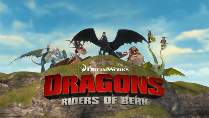 Dragons: Riders of Berk © How To Train Your Dragon