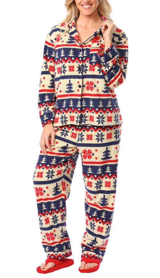 f6afb426a1 Snug As a Bug Nordic Winter Pajama Set