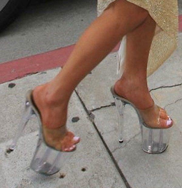 Courtney Stodden Spotted on Sunset Boulevard