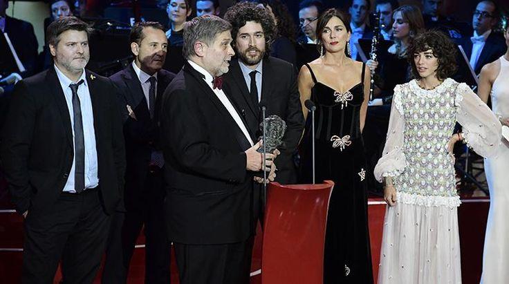 El ciudadano ilustre ganó el Goya como mejor película iberoamericana