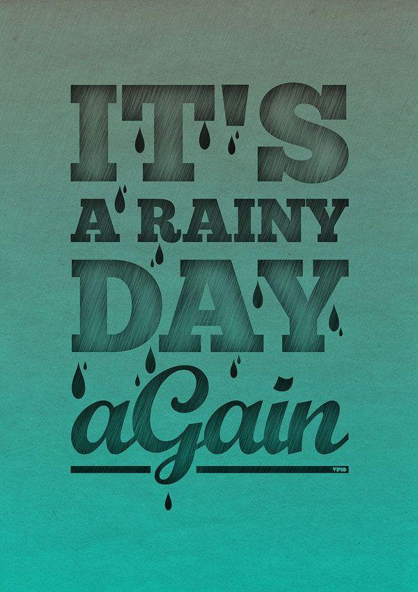 Not Stop The Rain