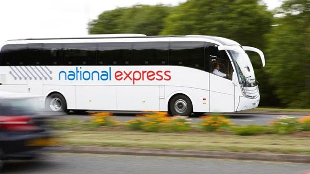 Heathrow to London Bus Transfer – National Express Coach