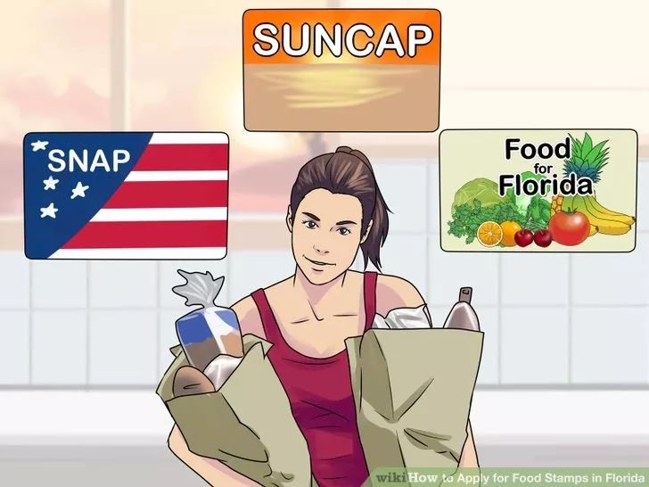 Image titled Apply for Food Stamps in Florida Step 1
