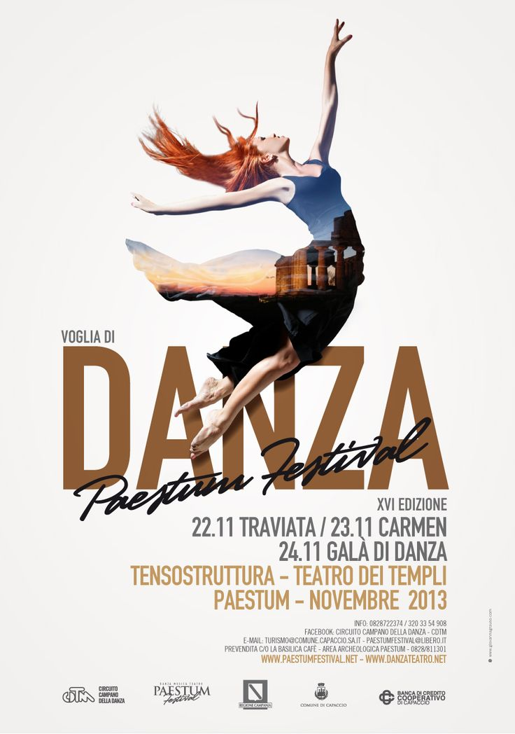 Paestum festival 2013. Manifesti + flyer. By Giovanna Grauso