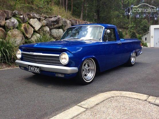 1964 EH ute