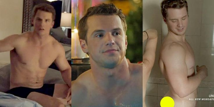"""Former """"Harry Potter"""" actor Freddie Stroma is baring all in his new TV show! See the stills: http://jus.tj/mwj"""