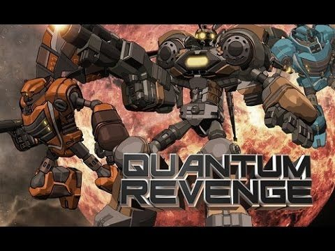 Quantum Revenge Gameplay Latest Android Space Shooter Games 2017 Quantum Revenge Gameplay Latest Android Space Shooter Games 2017  Quantum Revenge is a dual stick space shooter for mobile designed for touch and game controller. It features breath taking 3D animation and 2D animation highly stylized enemy and robot inspired from the Manga / Anime universe like Robotech Evangelion especially the 'Mecha' genre with man controlled robot fighters. In the year 70 of the Galactic Calendar humanity…