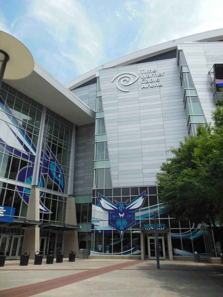 Time Warner Cable Arena, just a 12 minute walk from the Fairfield Inn & Suites Charlotte Uptown. http://www.timewarnercablearena.com/timewarner/