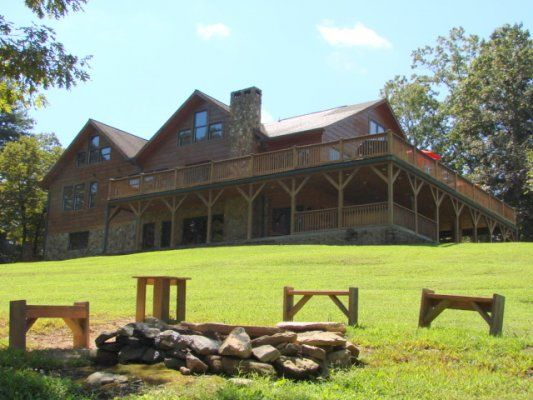 Wilderness Lodge - Blue Ridge Mountain Rentals - Boone and Blowing Rock NC Cabin Rentals