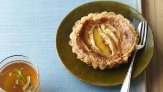 Recipe: Pear and cardamom tarts | Stuff.co.nz