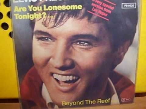 Elvis Presley - Are You Lonesome Tonight ! ( The famous laughing version live August 26.1969)