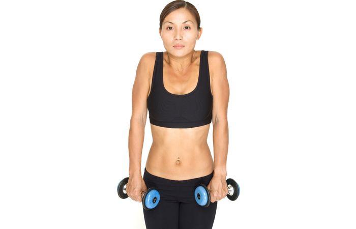 Isometric Exercises - Shoulder Raise