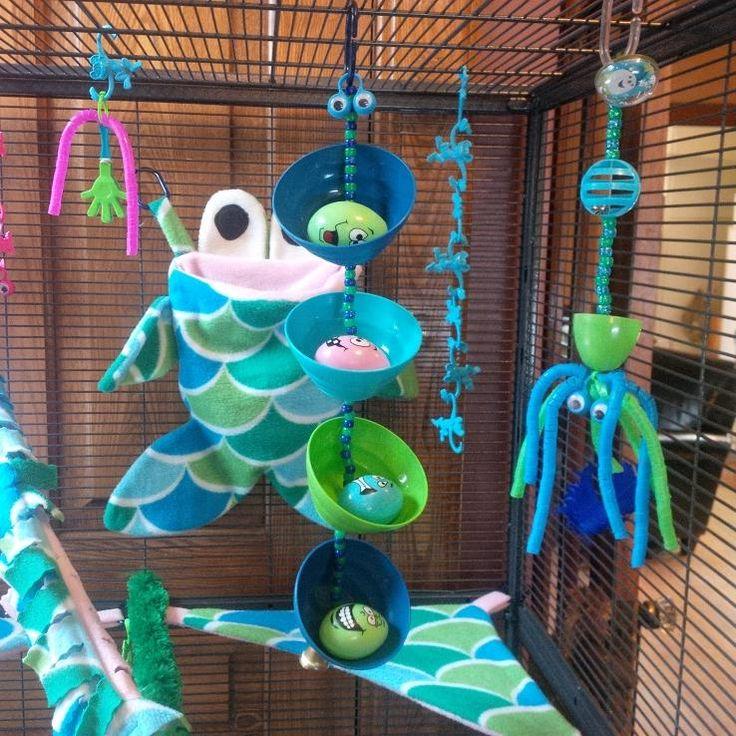 GliderGossip - Toy Making sugar glider toys