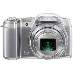 Olympus Stylus SZ-16 iHS Digital Camera with 24x Optical Zoom and 3-Inch LCD (Silver) - http://bestcamerasforphotography.bgmao.com/olympus-stylus-sz-16-ihs-digital-camera-with-24x-optical-zoom-and-3-inch-lcd-silver/