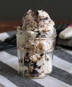 Παγωτό Oreo cheesecake! |