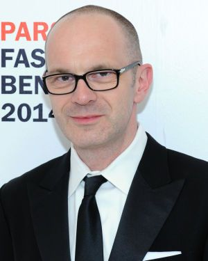 Simon Collins is stepping down as dean of Parsons Fashion School. Photo: Craig Barritt/GettyImages