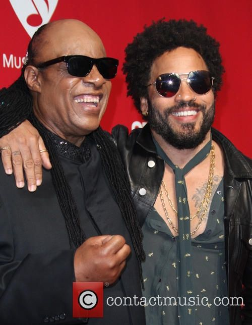 lenny kravitz & stevie wonder | Stevie Wonder | Biography, News, Photos and Videos | Contactmusic.com
