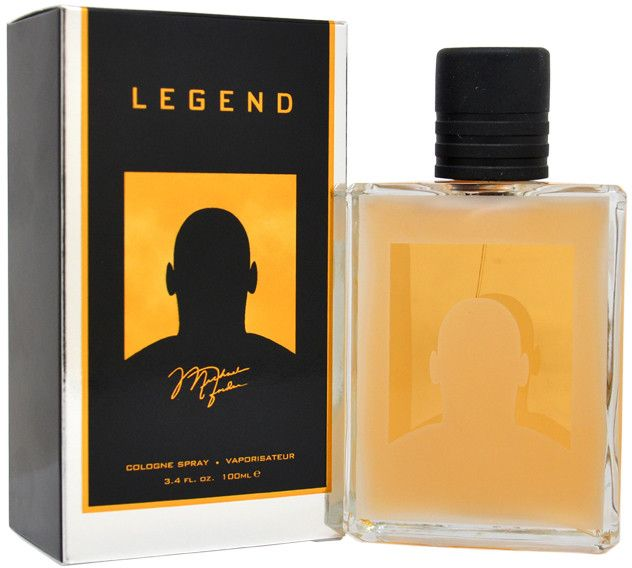 Men Michael Jordan Michael Jordan Legend Cologne Spray