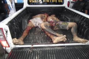 RN - Dois jovens morreram em confronto com a policia militar de Mosoró