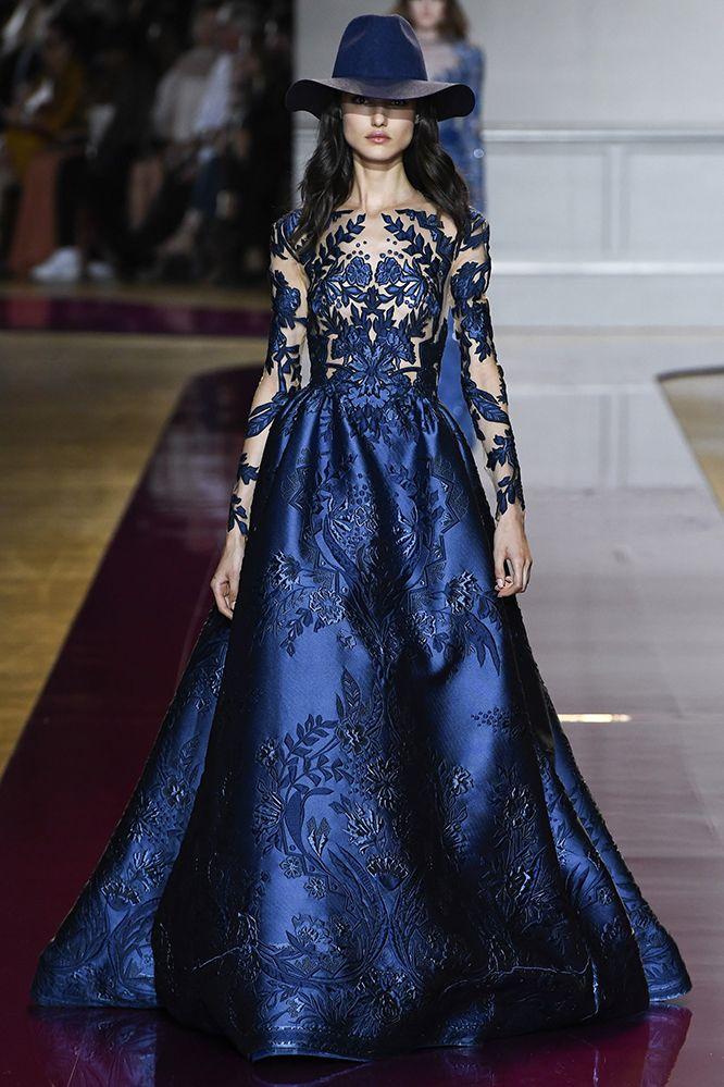 Haute Couture Zuhair Murad Automne Hiver 2016 2017 : défilé Haute Couture…