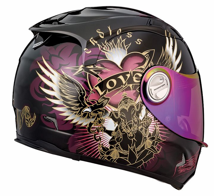 Best Images About Motorcycles On Pinterest - Motorcycle helmet decals for women