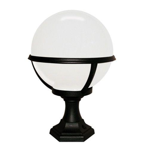 GLENBEIGH Globe Pedestal/porch Lantern