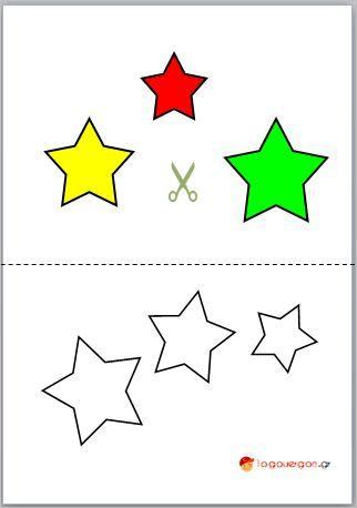 Κόβω και κολλάω τα αστέρια