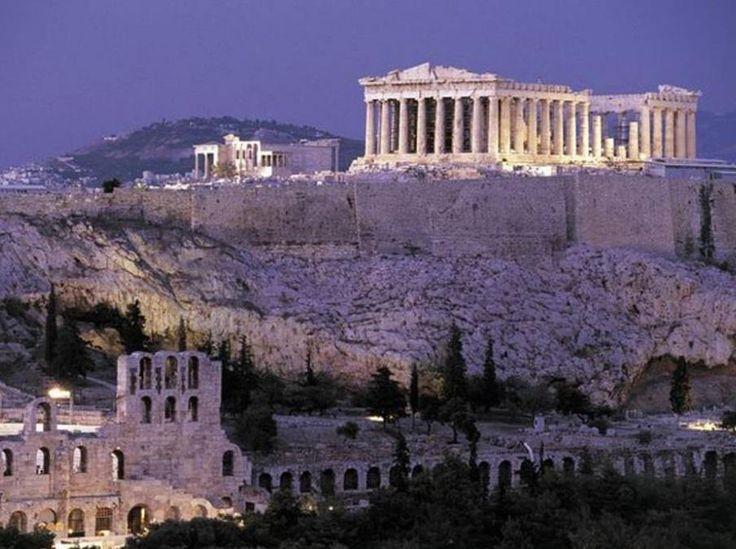 """Greece, Athens: """"Acropolis"""""""