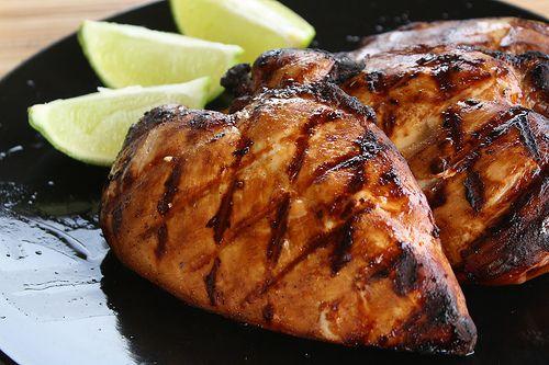 Paleo Lemon-Lime Chicken Broil
