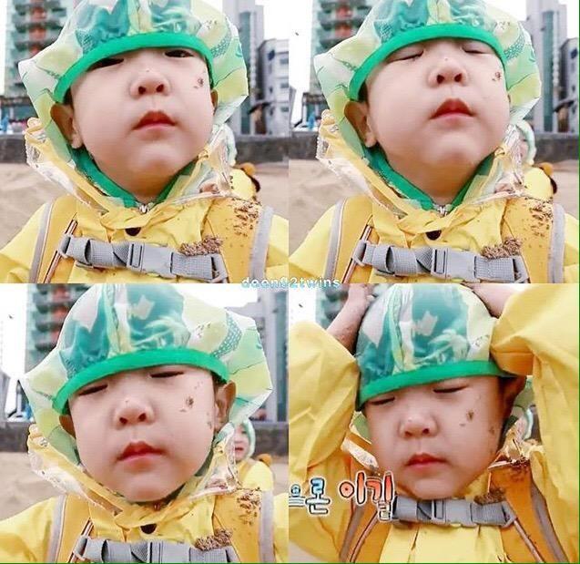 cute lil' pumpkin  (ps: screencap not mine) #seojunie