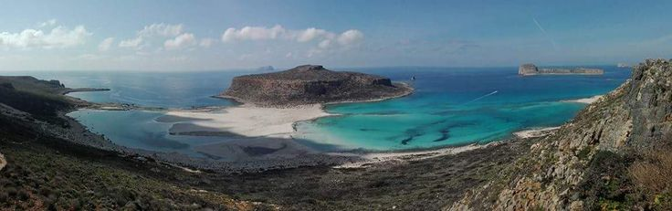 Balos Lagoon, March 2017