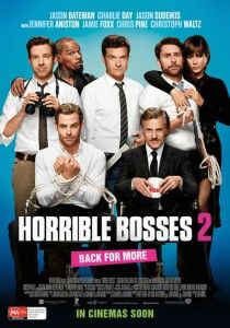 Funny Effect When We Watch Horrible Bosses Online * Director : Sean Anders * Writers : Sean Anders (screenplay), John Morris (screenplay) * Stars : Jason Bateman, Jason Sudeikis, Charlie Day * Release : 26 November 2014 (USA) * Genre : Comedy | Crime * Runtime : 108 min | 116 min (Extended Edition)
