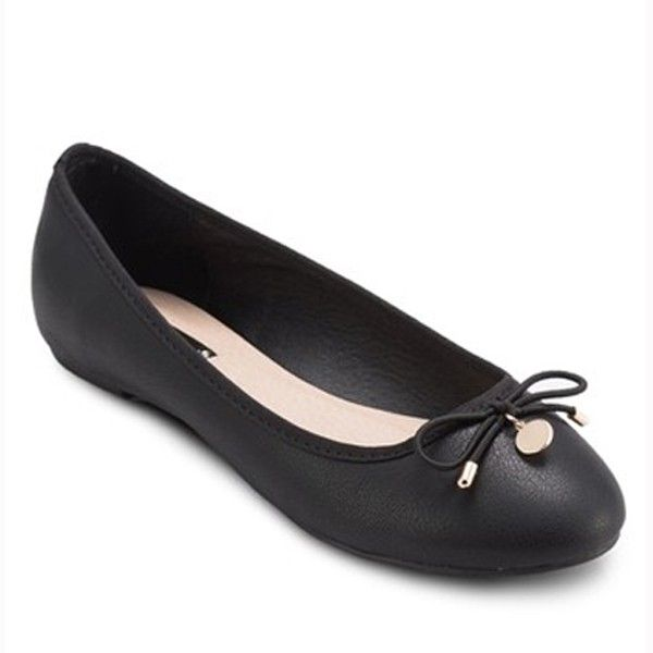BILLINI Elkie Ballet Flat Black