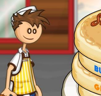 """We are looking for a cook, who will bake tons of pancakes for the hungry travelers. Are you going to run the business all alone? Will you handle the pressure? Even the rookies and new comers can bake amazing pancakes here! """"Papa's Pancakeria"""" has been added to our website. To play the game follow this link: https://www.gungameshub.com/game/papas-pancakeria/"""