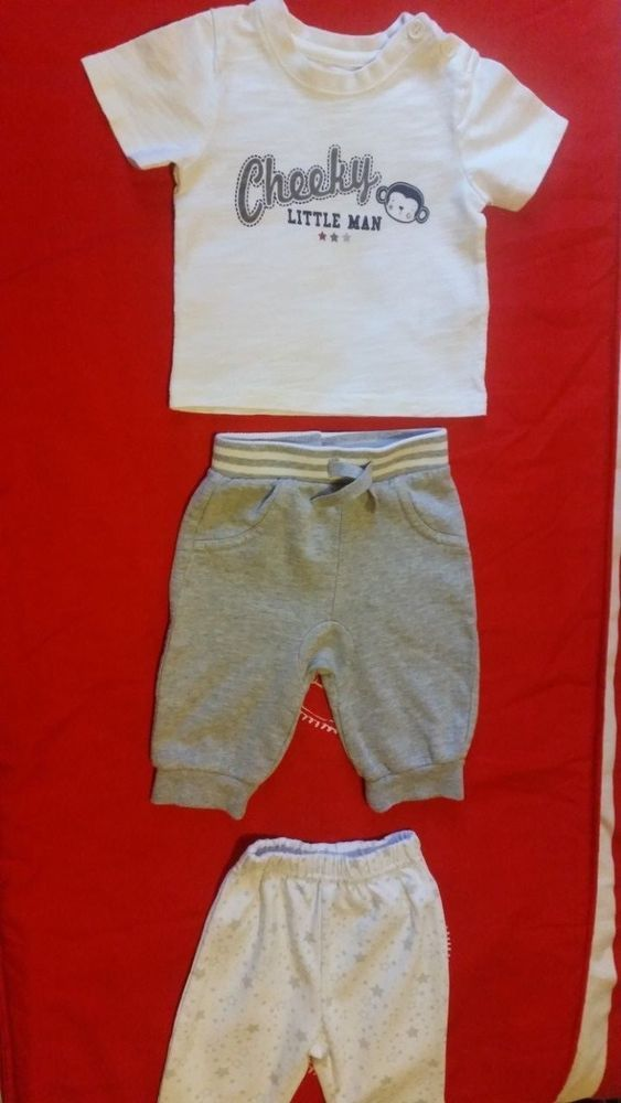 Boys Bottoms 0-3 Months Baby & Toddler Clothing Boys' Clothing (newborn-5t)