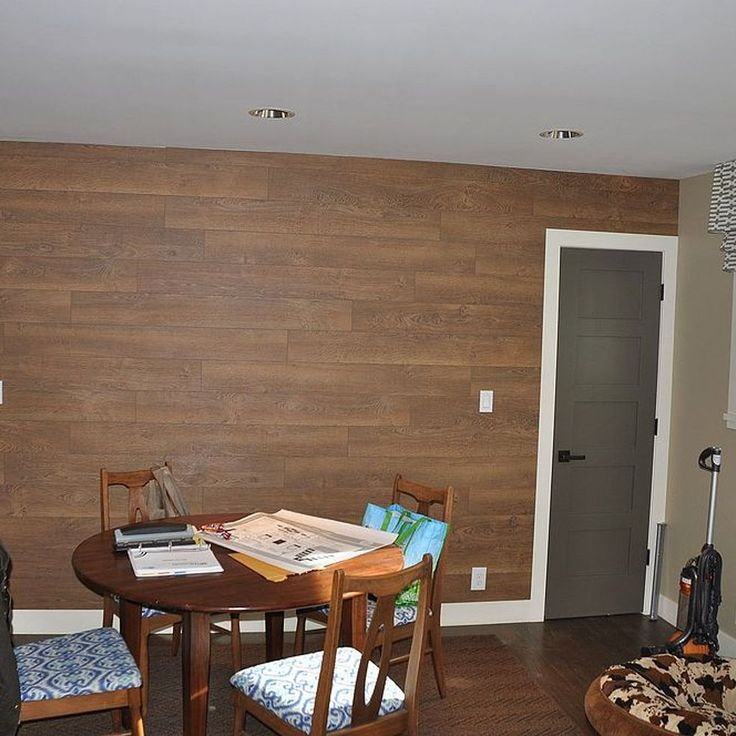 1000+ Images About Wood Walls Using Laminate Flooring On