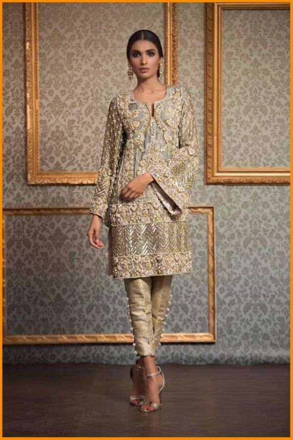 Annus Abrar Bridal Wear Wedding Dresses 2016  #AnnusAbrar #Dresses #BridalDresses #DressesDesigns