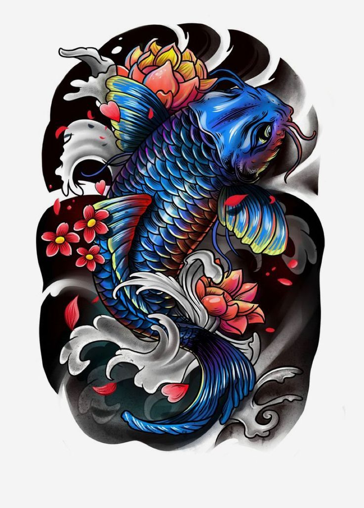 Art Of Koi Koi Tattoo Design Japanese Tattoo Koi Dragon Tattoo