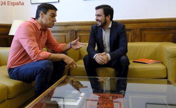 Sánchez y Garzón pactan trabajar en la despenalización de la eutanasia