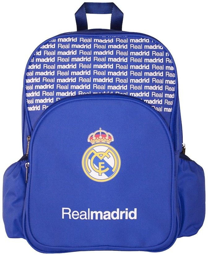 NBA Real Madrid Compartment Backpack