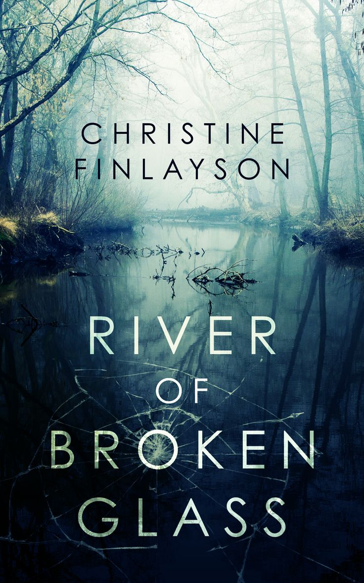 This covers draws me in...it's mysterious and chilling. It captivates the genre perfectly.