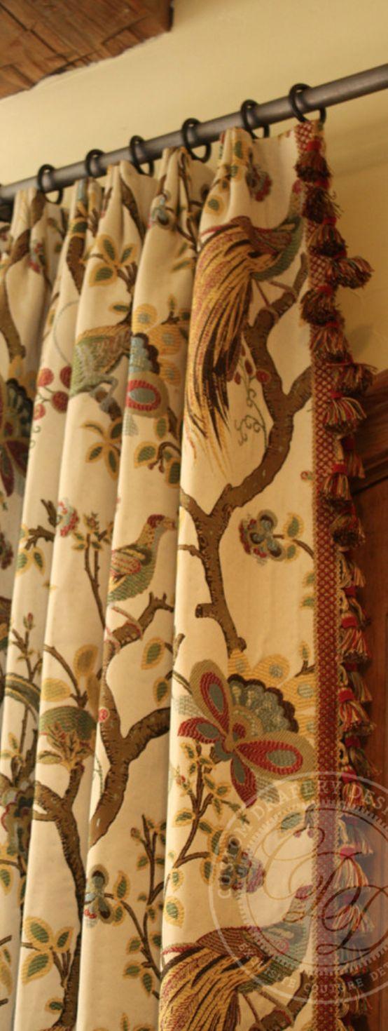 Best 25+ Drapery designs ideas on Pinterest | Curtain styles ...