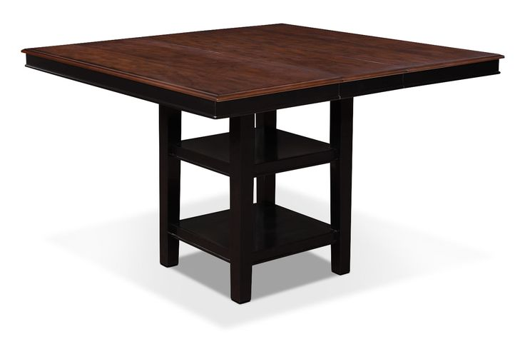 les 25 meilleures id es de la cat gorie table de hauteur comptoir sur pinterest hauteur table. Black Bedroom Furniture Sets. Home Design Ideas