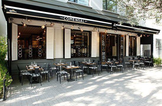 Restaurante Comensal, comida internacional  en #Polanco