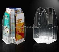 Acrylic brochure holders, brochure holder-page3