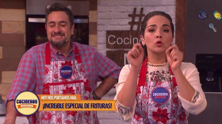 Receta: Tiras de Pescado Empanizado | Cocineros Mexicanos
