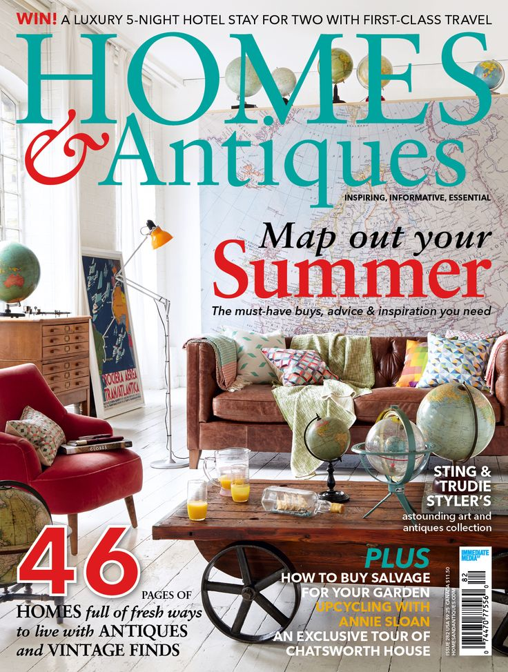 Awesome Hu0026A June 2016 || Take A Look Inside At Http://www. Antique FurnitureFree  MagazinesJune ...