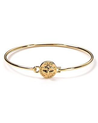 Marc by Marc Jacobs turnlock skinny bracelet. Be still my heart.