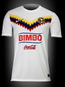 Playera club america 6